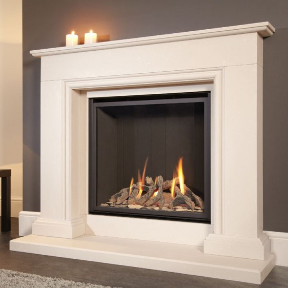 Flavel Sophia High Efficiency Gas Fireplace Suite Affordable Appliances