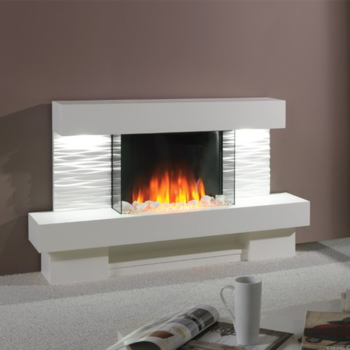 Flamerite Fires Ador Wall Or Floor Mounted Electric Fire