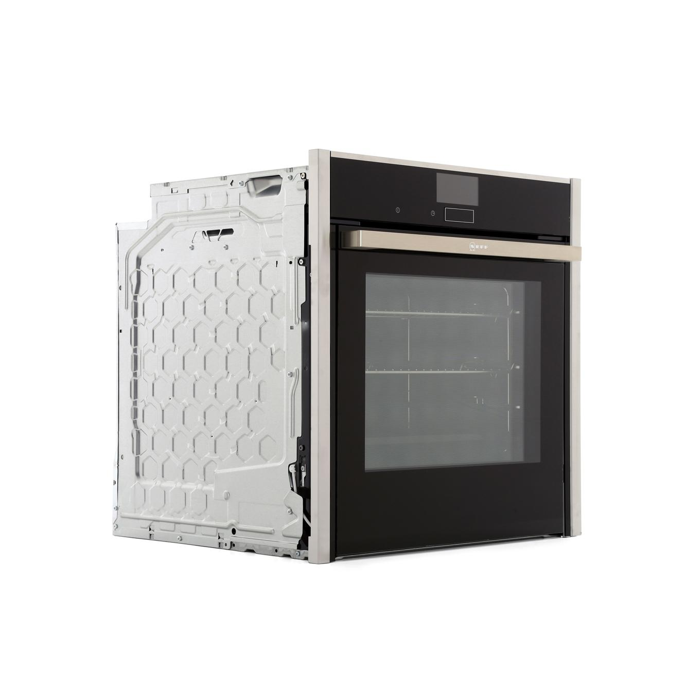 how to turn on neff oven